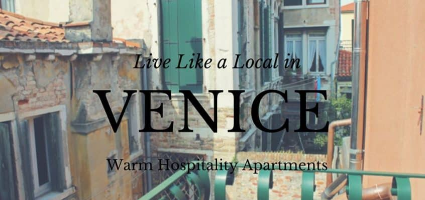 Hotel Review: Warm Hospitality Apartments Venice