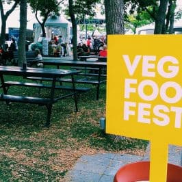 The 2015 Toronto Veg Food Fest in Instagram Photos