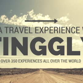 Tinggly Gift Box Giveaway: Win a Travel Experience!