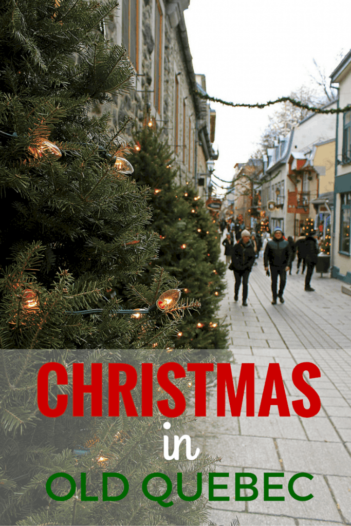 Christmas in Old Quebec