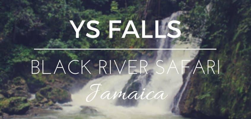 Viator Tour Review: YS Falls and Black River Safari Jamaica