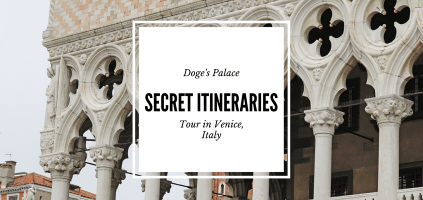Doge's Palace Secret Itineraries Tour Venice