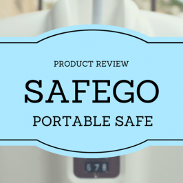 Review: SAFEGO Portable Safe