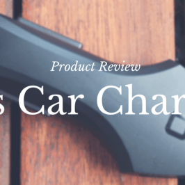 Review: ZUS Car Charger and Locator