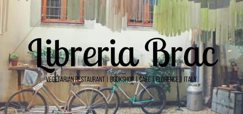 Libreria Brac – Vegetarian Restaurant Florence