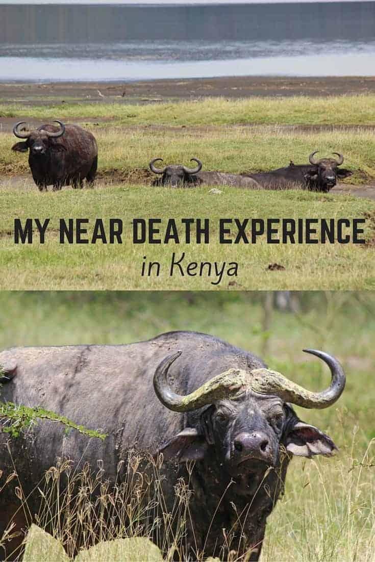 My Near Death Experience in Kenya