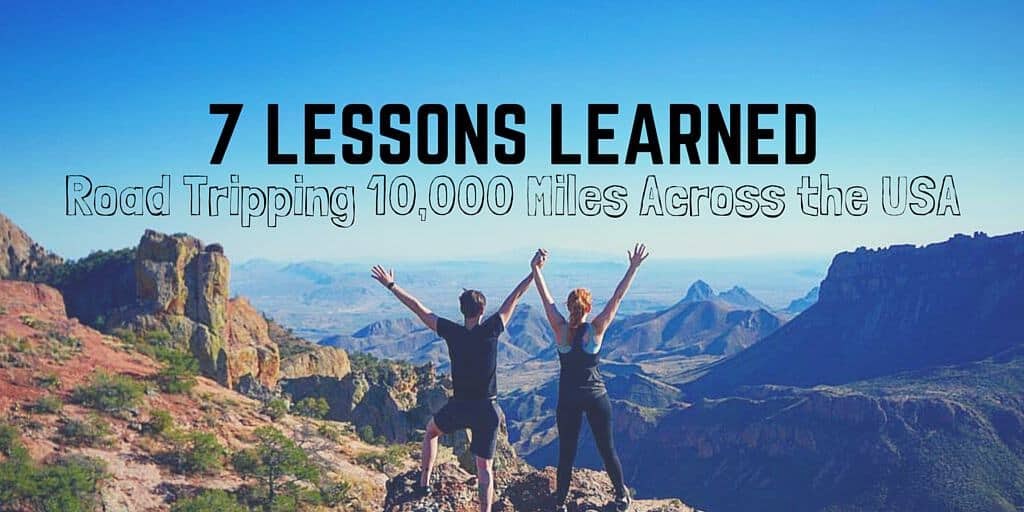 7 LESSONS LEARNED