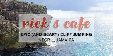 Ricks Cafe Jamaica: To Jump or Not To Jump? Not for the Faint of Heart!
