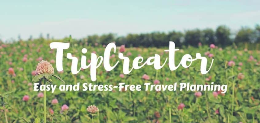 TripCreator: Easy and Stress-Free Travel Planning