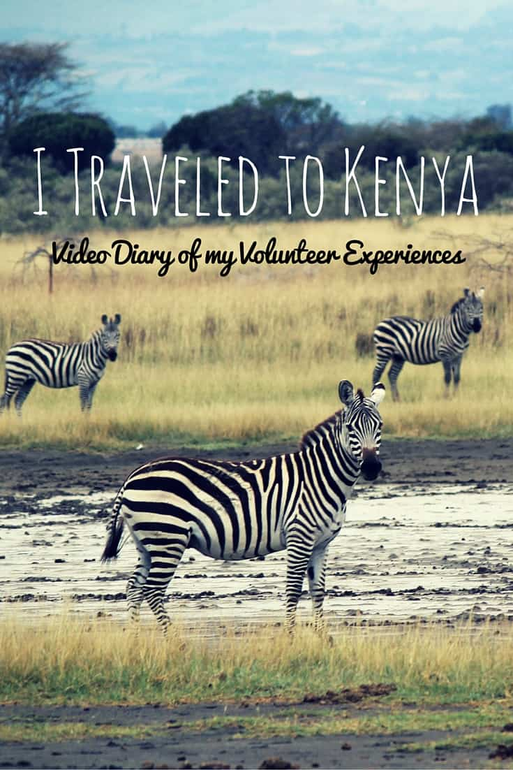 Kenya Video Diary: My Travel and Volunteer Experiences at Soysambu Conservancy