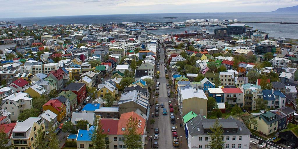 1 Day in Reykjavik