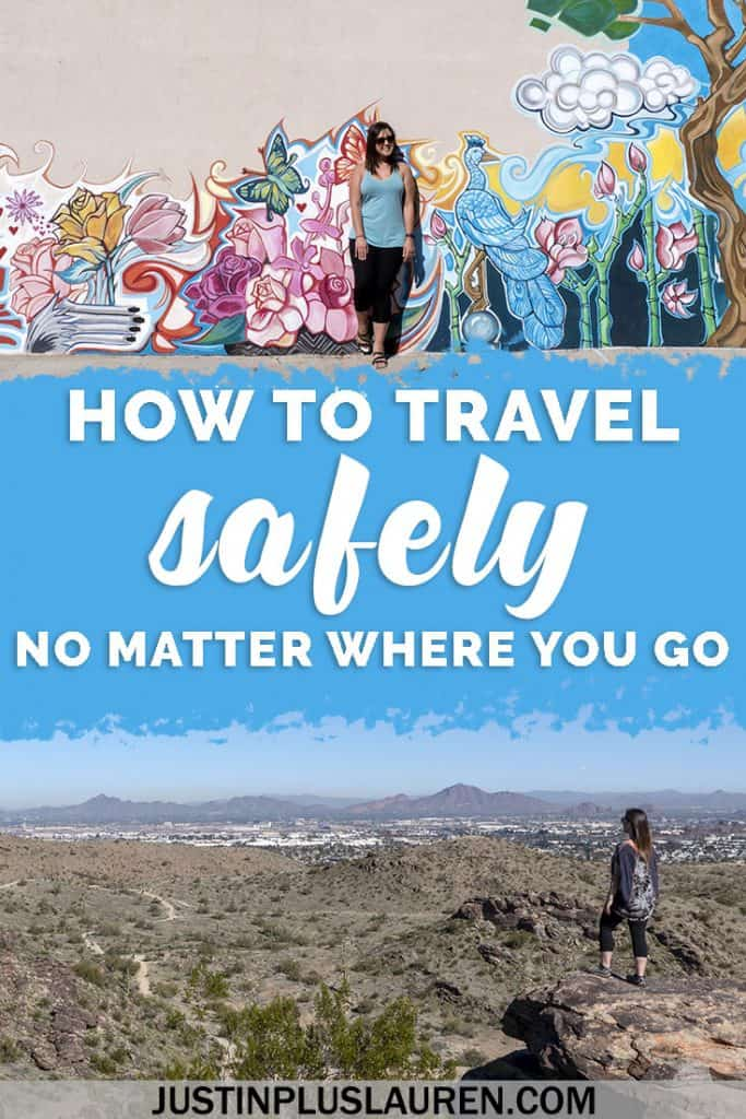 10 Top Travel Safety Tips: How to Travel Safely No Matter Where You're Going - #Travel #Safety #Tips #Advice #Women #Solo #Female