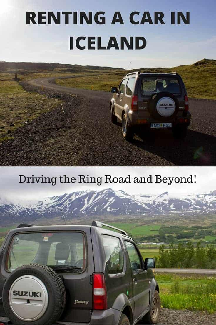 Renting a car in Iceland - Driving the Ring Road - Tips and tricks! #Iceland #CarRental #RoadTrip #RentalCar #CarRental #TravelTips #RingRoad