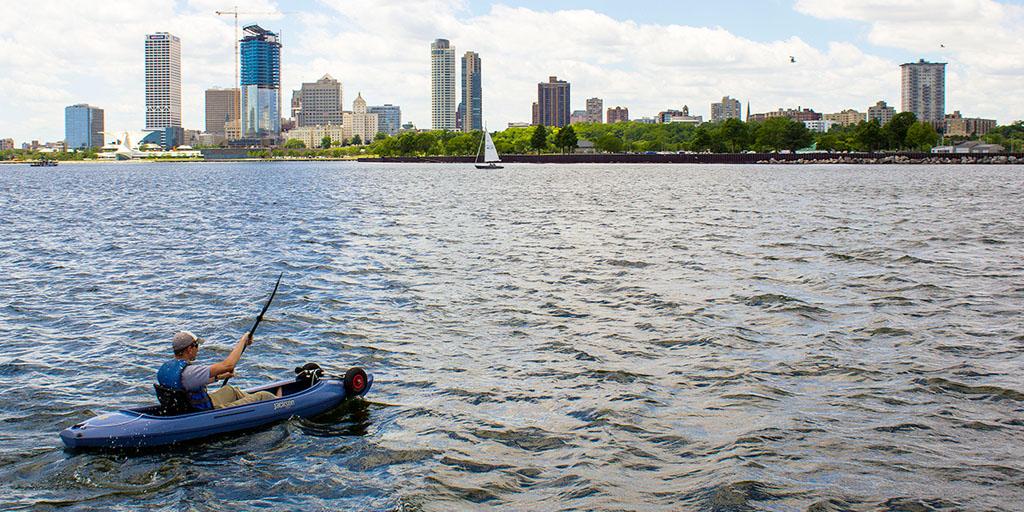 Outdoor activities in Milwaukee
