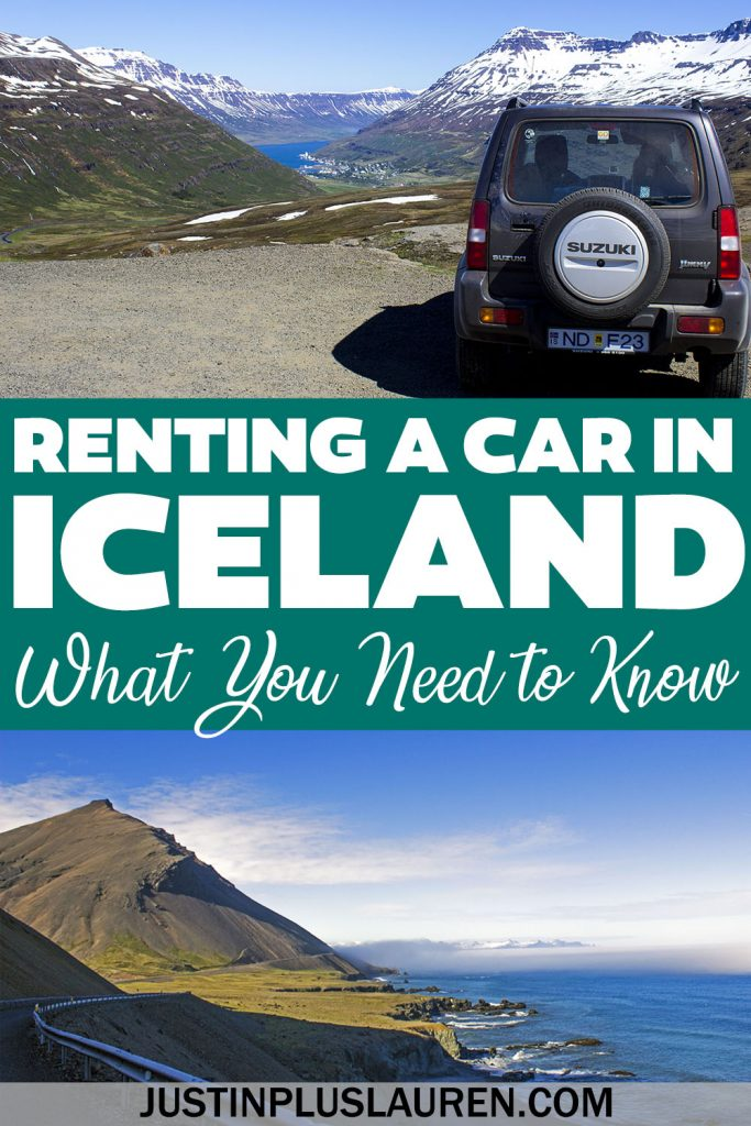 Here's everything you need to know about renting a car in Iceland. I'll show you how to get the best price on an Iceland car rental and important things you need to know before you plan your Iceland road trip.