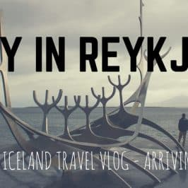 A Day in Reykjavik – Two Weeks in Iceland Travel Vlog