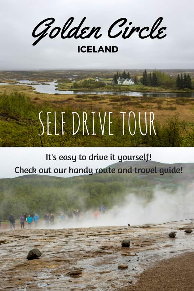 Golden Circle Self Drive Tour - Iceland