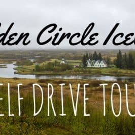 Golden Circle Self Drive Tour Iceland