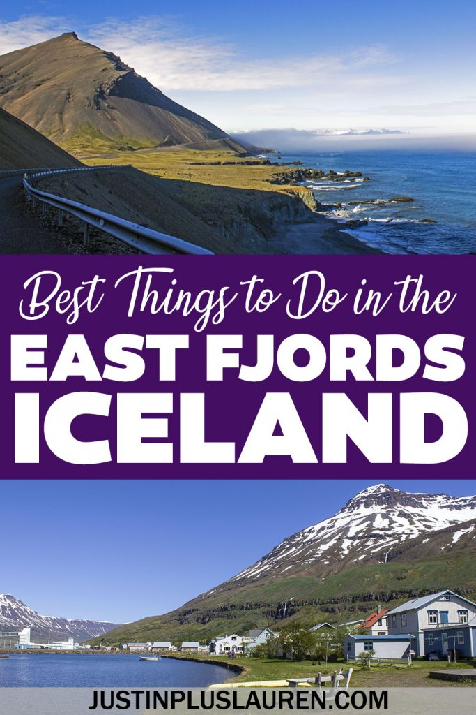 Rugged mountains, dramatic coastlines, the East Fjords of Iceland has got it all. It's less visited by tourists and often overlooked, but it's absolutely beautiful and filled with pretty little towns to visit. Here are all the best things to do in East Iceland.