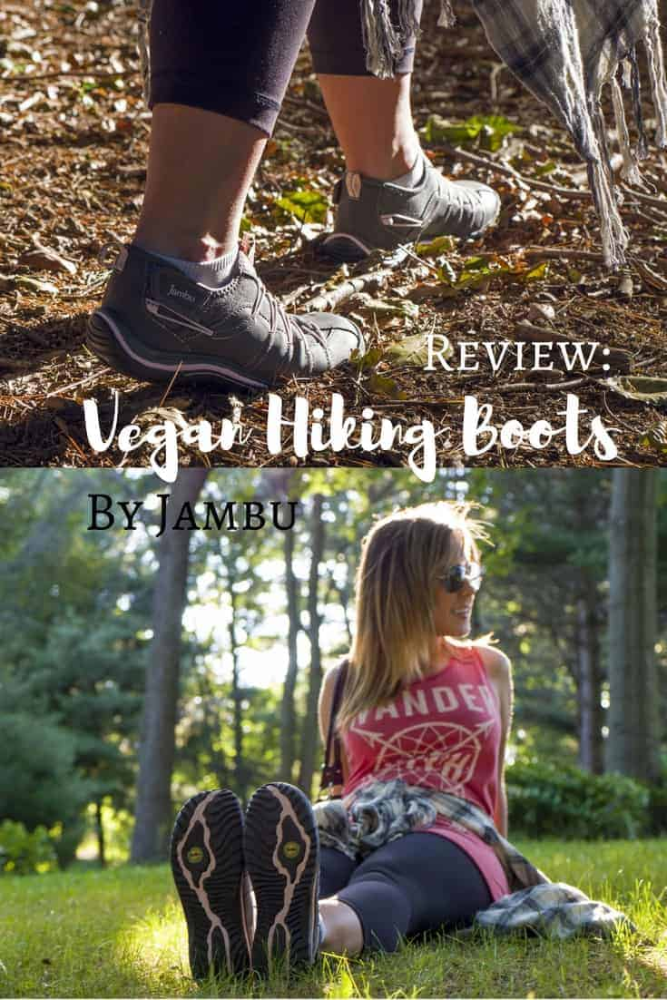 Review: Vegan Hiking Boots by Jambu