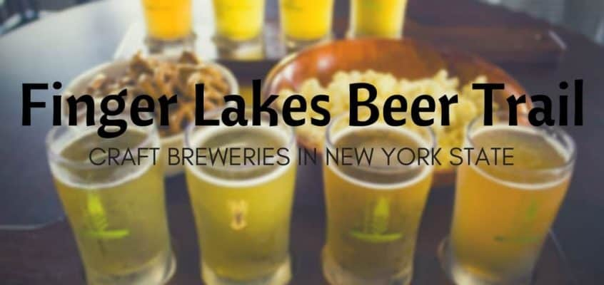 Finger Lakes Beer Trail – New York Craft Breweries