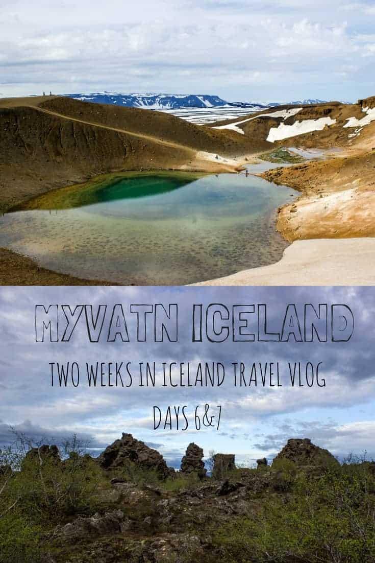 Myvatn Iceland Video - Landscapes of North Iceland