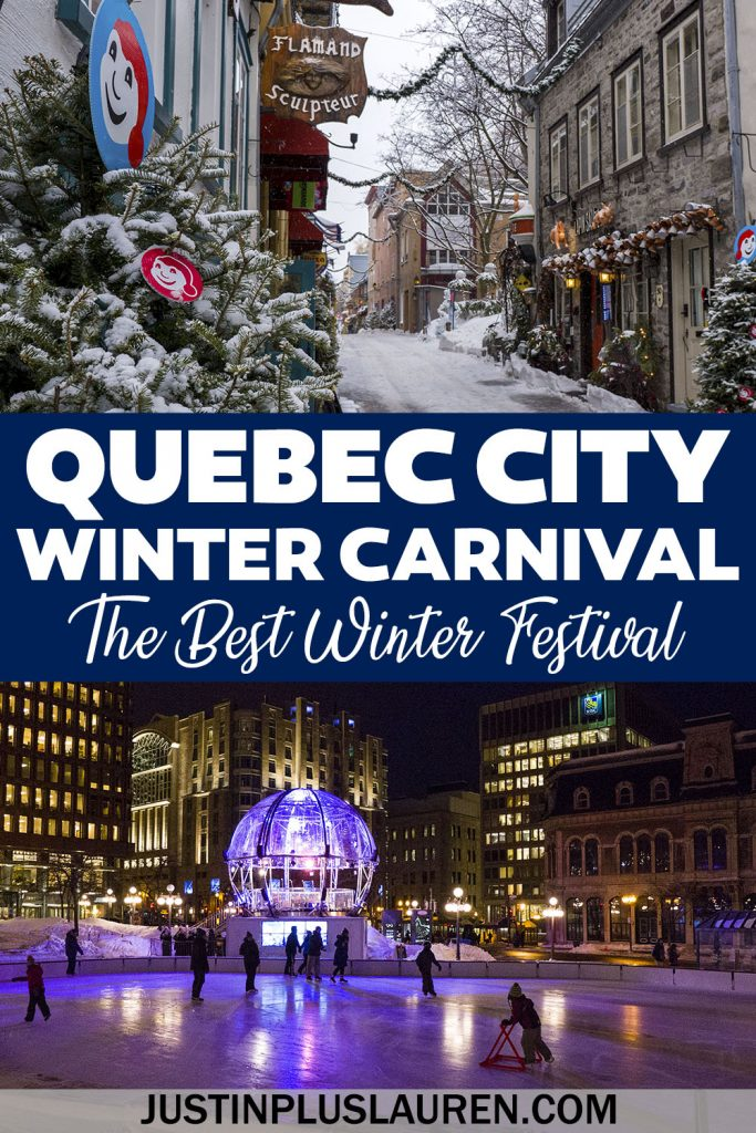 The Quebec Winter Carnival is the best winter festival in the world! It takes place every year in Quebec City, Canada. This is the ultimate guide to having an amazing trip to the Carnaval de Quebec!