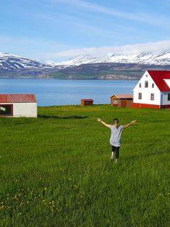 Ytri Vik Cottages Akureyri Iceland