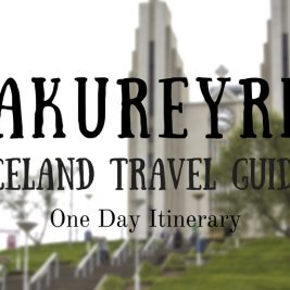 Travel Guide to Akureyri Iceland