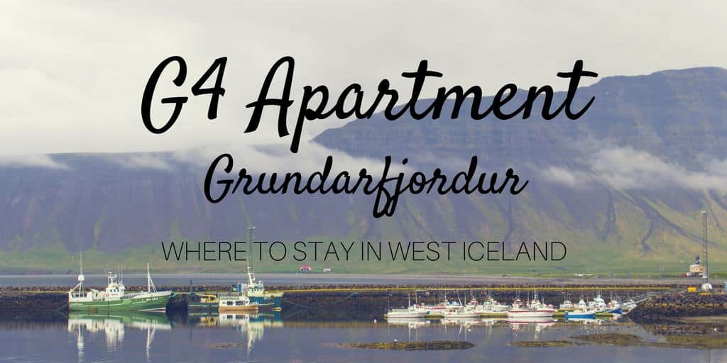 G4 Apartment Grundarfjordur - Where to Stay in West Iceland