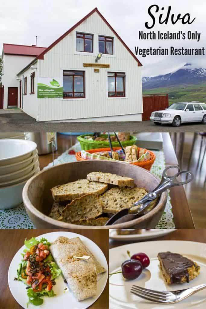 Silva - Vegan Restaurant in North Iceland