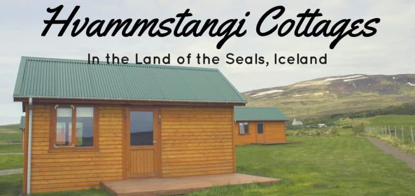 Hvammstangi Cottages in Iceland's Land of the Seals