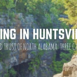 Huntsville Hiking: Land Trust of North Alabama Three Caves