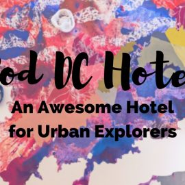 Pod DC Hotel: An Awesome Hotel for Urban Explorers