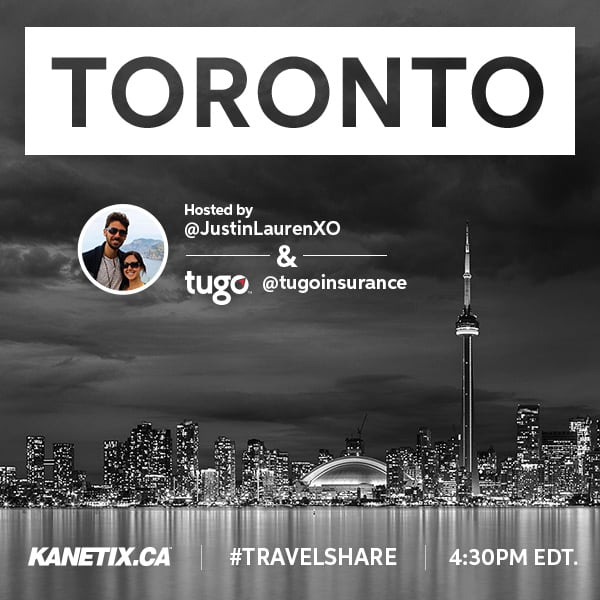 Let's Chat About Toronto: Join Me For #TravelShare!