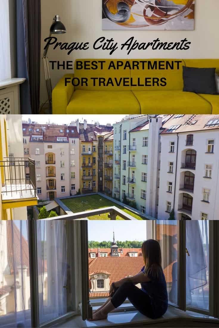 Prague City Apartments: The Best Apartment for Travellers in Prague, Czech Republic