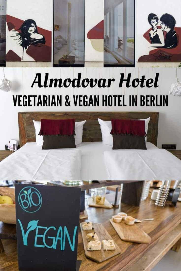 Almodovar Hotel: Vegetarian & Vegan Hotel in Berlin, Germany