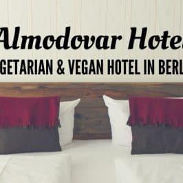 Vegetarian & Vegan Hotel in Berlin: Almodovar Hotel