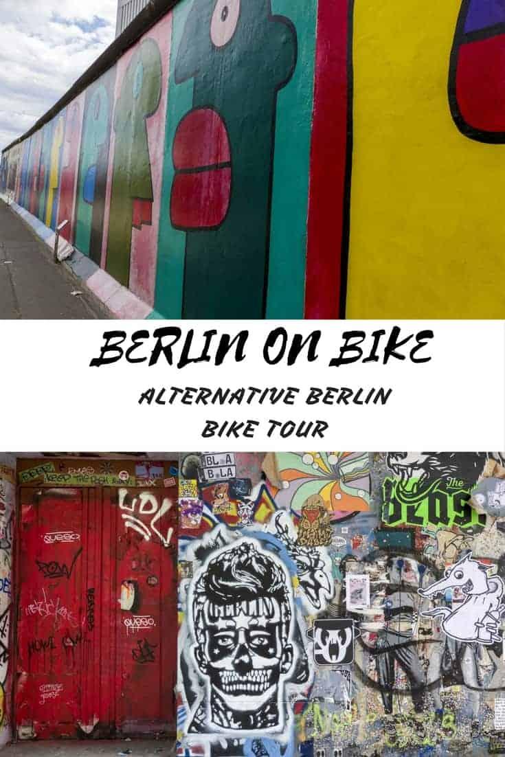 Berlin on Bike: Alternative Bike Tour of Berlin, Germany