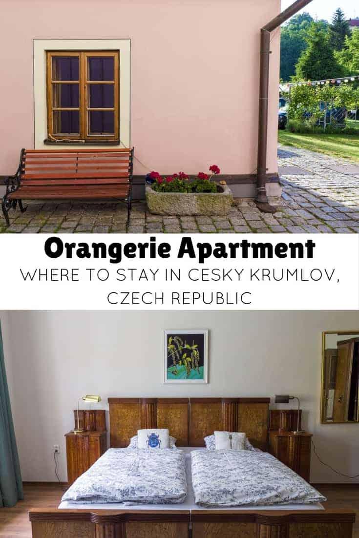 Where to Stay in Cesky Krumlov - Orangerie Apartment - Cesky Krumlov, Czech Republic