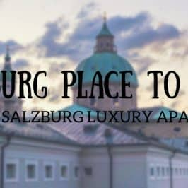 Salzburg Luxury Apartment – Salzburg Place to Stay