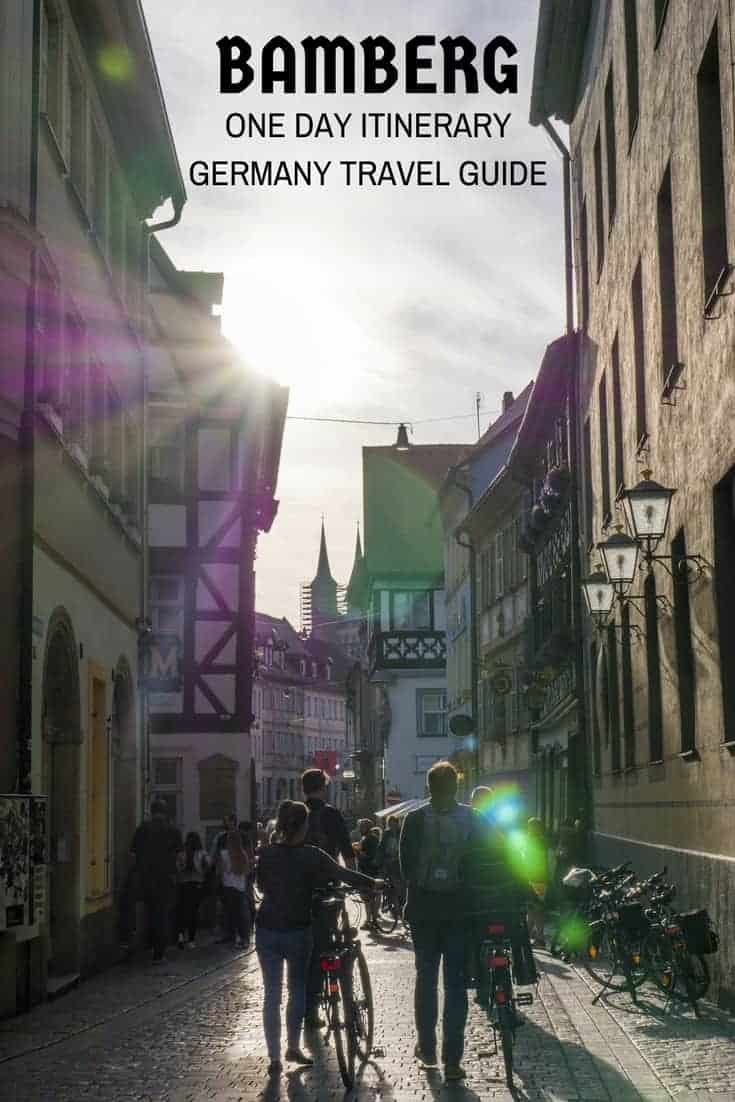 Bamberg One Day Itinerary - Bamberg Germany Travel Guide
