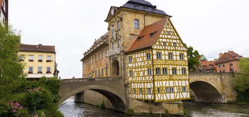 One day in Bamberg Germany