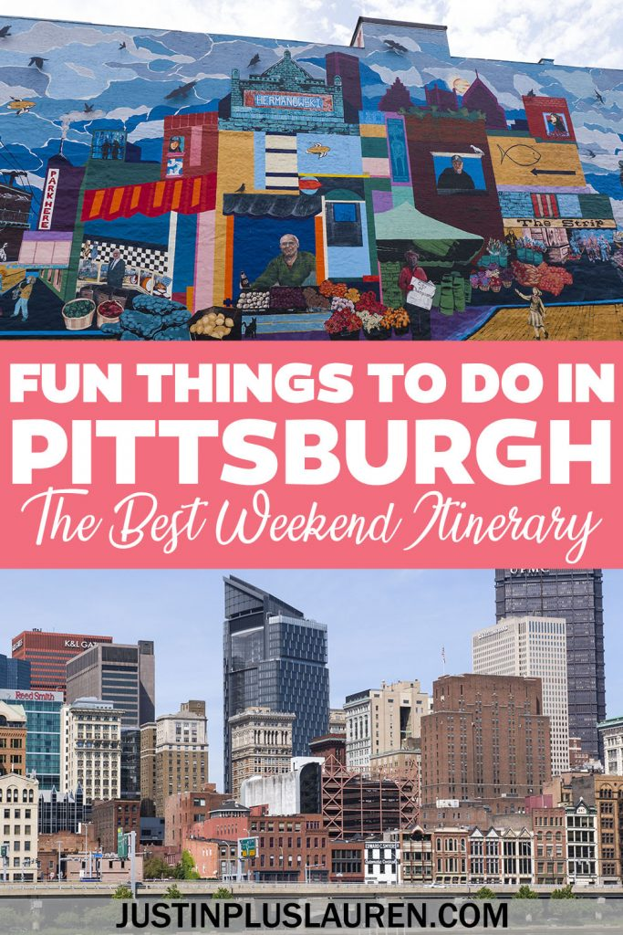 If you're planning a trip to the Steel City, here are the most fun things to do in Pittsburgh that you'll love! From craft beer & distilleries to the arts and culture scene, there are so many great Pittsburgh attractions and activities to enjoy. Plus, I'll teach you some interesting quirks about life in Pittsburgh.