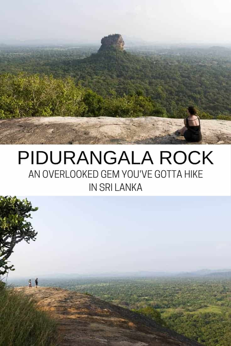 Pidurangala Rock: An Overlooked Gem You've Gotta Hike in Sri Lanka