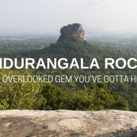 Pidurangala Rock: An Overlooked Gem You've Gotta Hike