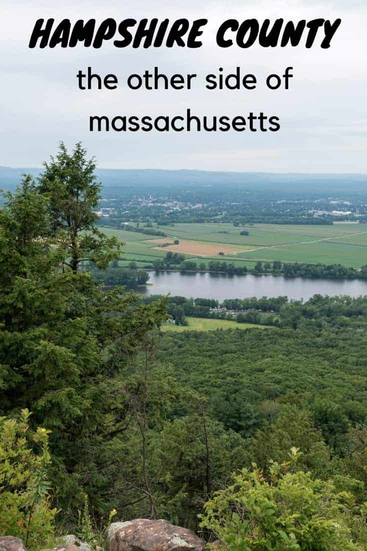 Hampshire County: The Other Side of Massachusetts