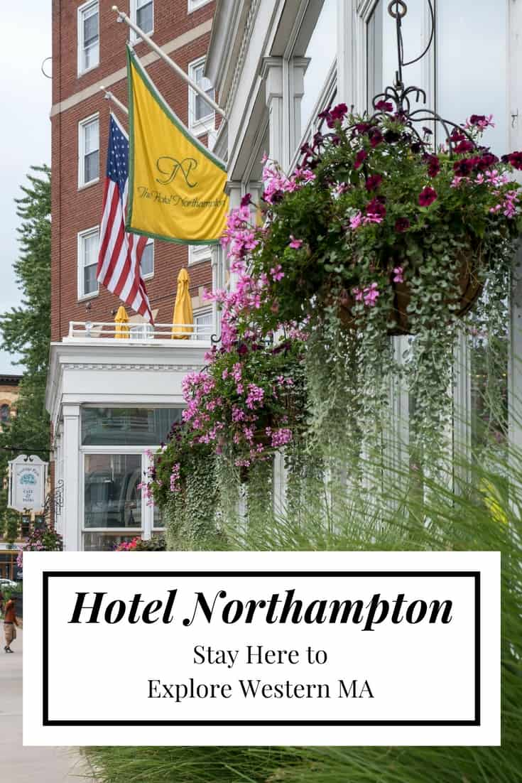 Hotel Northampton: Stay Here to Explore Western MA, USA