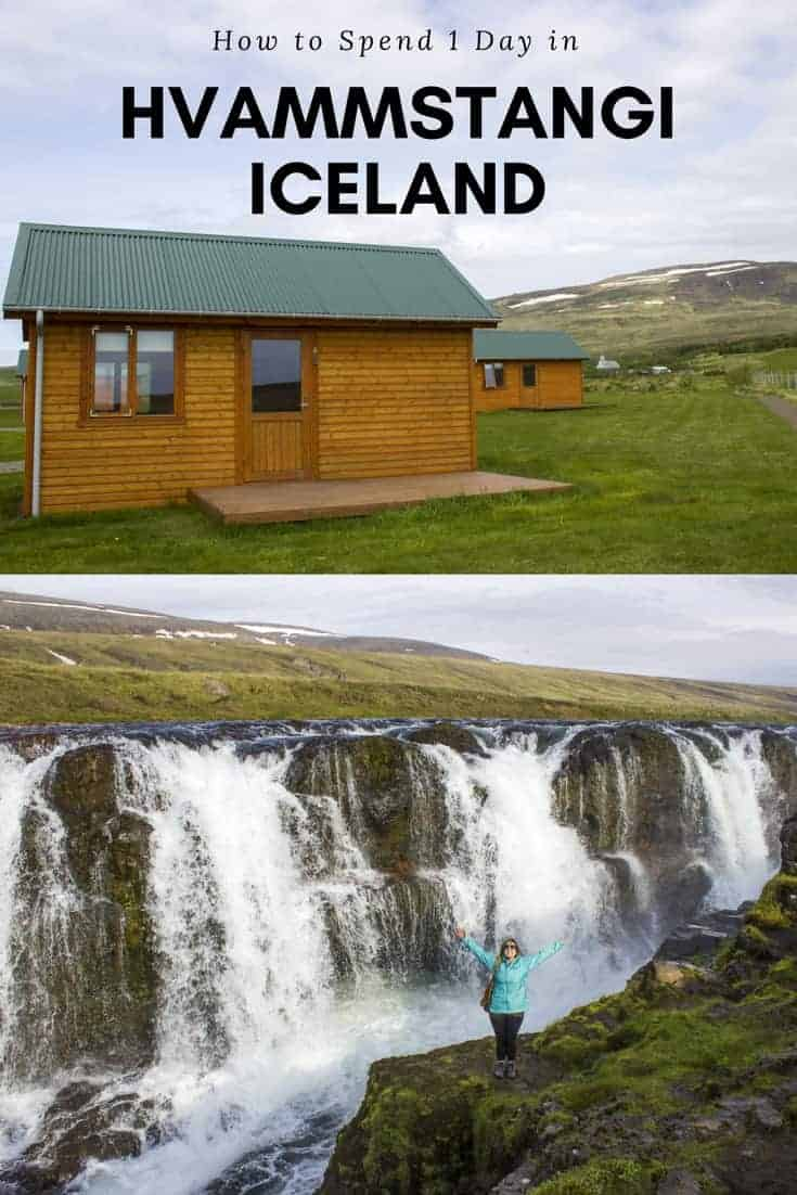 How to Spend One Day in Hvammstangi Iceland