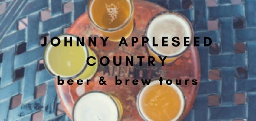 Johnny Appleseed Country MA – Beer & Brew Tours